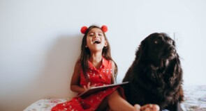 Lær dine børn om ansvar ved at have en hund