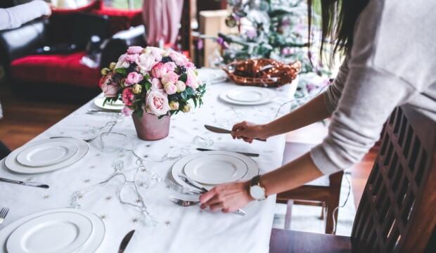 Bryllup middag forberedelse