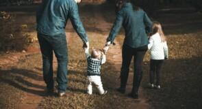 Husk at tage billeder af dine børn, mens de er små