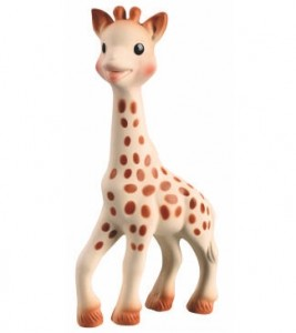 Sophie-giraf-bidedyr