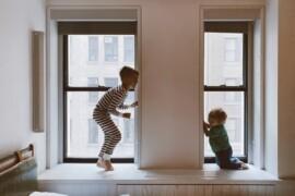 Energivenlig og effektiv varme på børneværelset