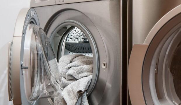 Vaskemaskiner med håndklæder i