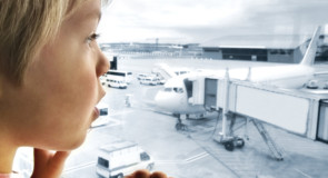 3 ting der gør flyveturen med en baby nemmere
