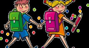 Barnets første skoledag – det skal du have med