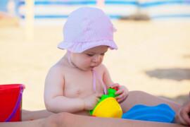 Sommerhus er det optimale med en baby