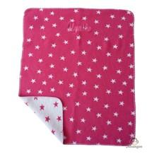 babytaepper-med-navn-stjerner-pink