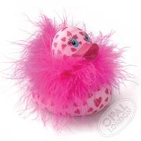 badeaender-badeand-pink-fjer