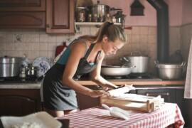 Her er 4 køkkenmaskiner til storfamilien