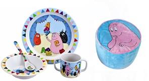 Barbapapa – legetøj, spil og bøger på dansk