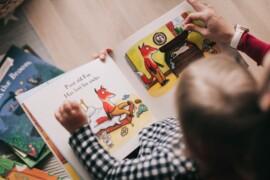 Billige bøger til de helt små