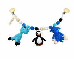 barnevognskaede-pingvin