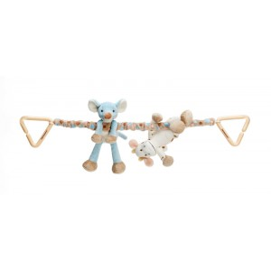 barnevognskaede-teddykompagniet-mus
