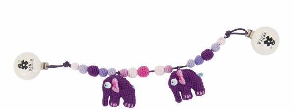 barnevognsrangle-sebra-elefant