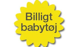 Billig babytøj
