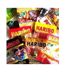 slikposer til fødselsdag - haribo