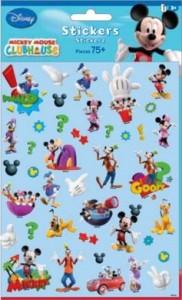 billige-kalendergaver-klistermaerker-mickey