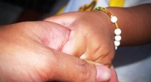 Børn og smykker