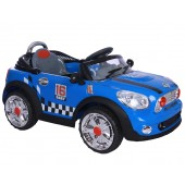 elektrisk-bil-til-boern-cabriolet-blaa