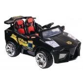 elektrisk-bil-til-boern-cabriolet-sort