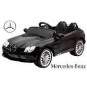 elektrisk-bil-til-boern-mercedes-benz-sort