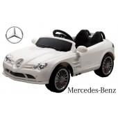 elektrisk-bil-til-boern-mercedes-hvid