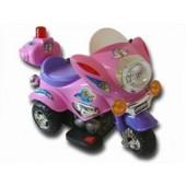 elektrisk-bil-til-boern-motorcykel-lyseroed