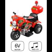 elektrisk-bil-til-boern-motorcykel-mini