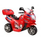 elektrisk-bil-til-boern-motorcykel-roed-stor