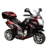 elektrisk-bil-til-boern-motorcykel-sort-mini