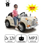 elektrisk-bil-til-boern-veteranbil-hvid