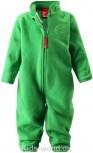 fleecedragt-til-baby-reima-groen