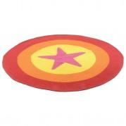 gulvtaeppe-boernevaerelset-smallstuff-stjerne-pink