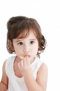 Lækre sunde snacks til børn