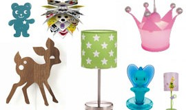 Lamper til børneværelset – sjove lamper