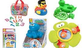 Legetøj til badekar