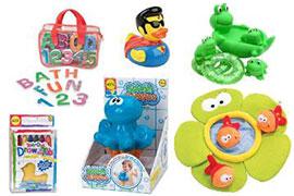 Legetøj badekar