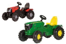 udendørs legetøj - legetøjstraktor