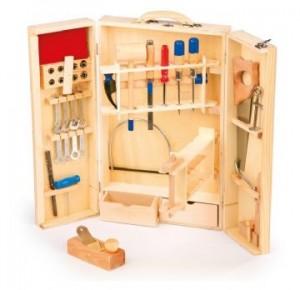 Rigtig værktøjssæt til børn