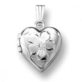 medaljon-til-halskaede-boern-hjerte
