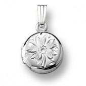 medaljon-til-halskaede-boern-soelv-rund