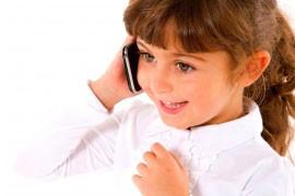 Mobiltelefon til børn