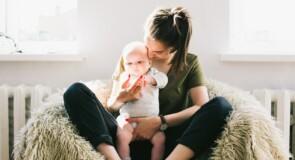 Livet som mor, efter fødslen