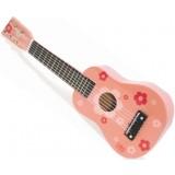 musikinstrumenter-boern-guitar-lyseroed