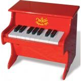 musikinstrumenter-boern-klaver-roed