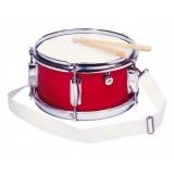 musikinstrumenter-boern-tromme-roed