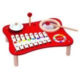 musikinstrumenter-boern-xylofon-roed