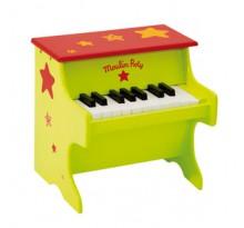 musikinstrumenter-til-boern-groent-klaver