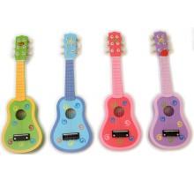 musikinstrumenter-til-boern-guitar-flere-farver