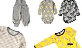 Neutralt babytøj