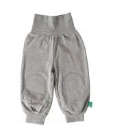 neutralt-babytoej-bukser-graa